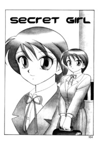 Secret Girl Cover